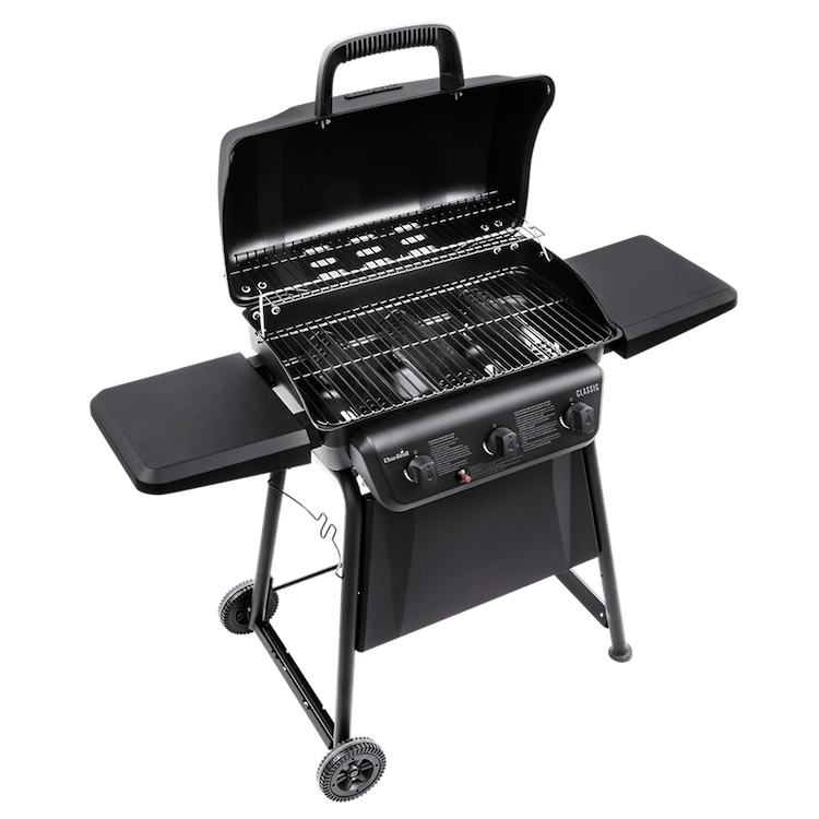Char-Broil gar grill reviews