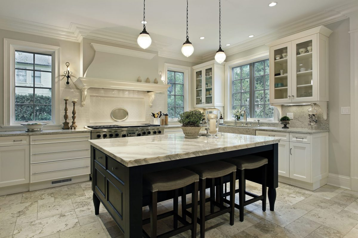5 Most Popular Types Of Kitchen Countertops
