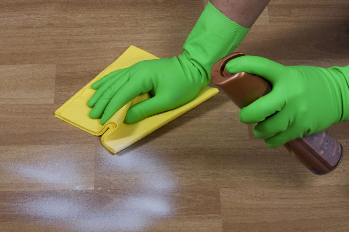 How To Clean Hardwood Floors To Keep Them In The Best Condition