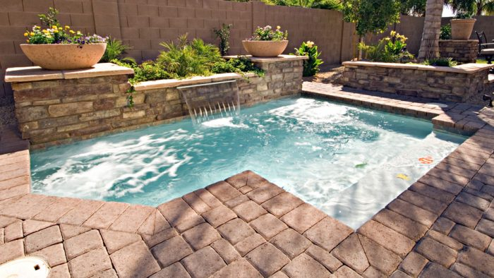 Types of pools: spools