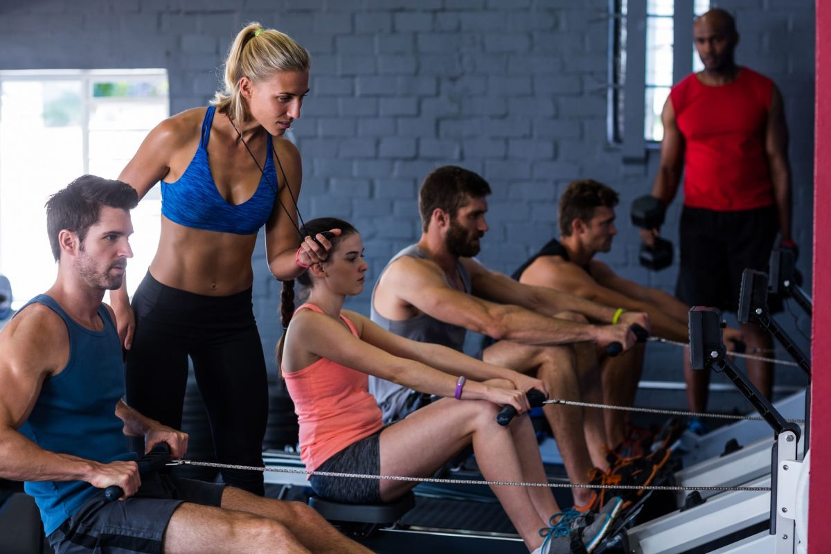 Looking For Great Ideas For Your Rowing Machine Workout? Try these!